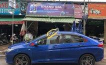 Cần bán xe Honda City 1.5 MT năm 2014, màu xanh lam