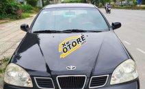 Nhà bán Daewoo Lacetti EX đời 2005, màu đen số sàn