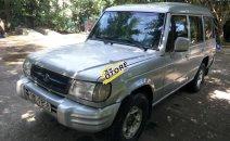 Bán Hyundai Galloper đời 1999, màu bạc, xe nhập, giá 85tr