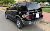Xe Ford Escape 3.0 sản xuất 2004, màu đen