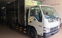 Isuzu 1.5 tấn thùng Kín inox, KM: Máy lạnh, 12 phiếu bảo dưỡng, Radio MP3