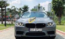 Bán xe BMW 5 Series 523i năm sản xuất 2012, màu xám, xe nhập
