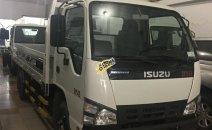 Isuzu thùng lửng KM: Máy lạnh, 12 phiếu bảo dưỡng, Radio MP3