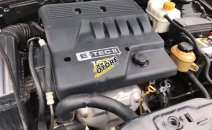 Bán xe Daewoo Lacetti EX đời 2010, màu đen, giá 205tr