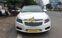 Cần bán Chevrolet Cruze 1.8 LTZ đời 2014, màu trắng, 455 triệu