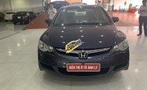 Cần bán Honda Civic 1.8MT đời 2008, màu xám (ghi), giá chỉ 295 triệu