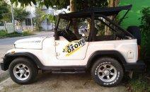 Cần bán lại xe Jeep CJ năm 2005, hai màu