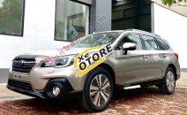 Cần bán lại Subaru Outback sản xuất 2018, màu bạc, xe nhập