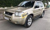 Cần bán xe Ford Escape AT sản xuất năm 2003