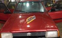 Bán Toyota Tercel năm sản xuất 1986, màu đỏ
