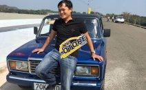 Bán Lada 2107 đời 1985, màu xanh lam, giá tốt