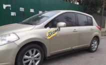 Cần bán lại xe Nissan Tiida 1.6 AT năm sản xuất 2008, màu bạc, nhập khẩu nguyên chiếc