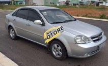 Xe Daewoo Lacetti MT sản xuất năm 2009, màu bạc
