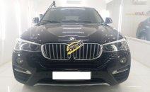 Bán BMW X4 xDriver28i sản xuất 2014, màu đen, nội thất kem nhập khẩu nguyên chiếc, biển Hà Nội