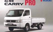 Suzuki All New Carry Pro xe tải 8,1 tạ