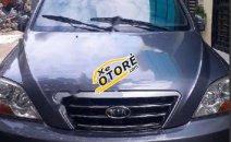 Bán Kia Sorento năm sản xuất 2008, màu xanh lam, xe nhập