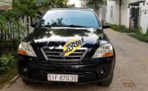 Bán ô tô Kia Sorento đời 2008, màu đen, xe nhập