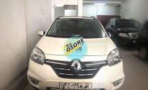 Bán Renault Koleos 2.5AT năm sản xuất 2014, màu trắng, xe nhập, BS Nghệ An