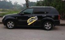 Bán SUV 7 chỗ Rexton II năm 2008, màu đen, nhập khẩu nguyên chiếc