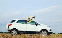 Bán Ford EcoSport 1.5 AT đời 2014, màu trắng