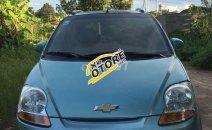 Bán xe Chevrolet Spark MT đời 2010, màu xanh lam