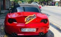 Chính chủ bán BMW Z4 đời 2007, màu đỏ, xe nhập