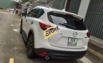 Cần bán gấp Mazda CX 5 AT đời 2017, màu trắng, nhập khẩu nguyên chiếc, giá tốt