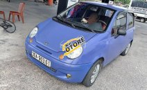 Cần bán lại xe Daewoo Matiz Se năm 2005, màu xanh lam, giá chỉ 52 triệu