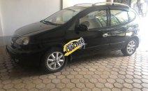 Cần bán gấp Chevrolet Vivant MT đời 2008, màu đen xe gia đình