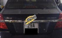 Bán Chevrolet Aveo sản xuất năm 2011, màu đen chính chủ, giá 220tr