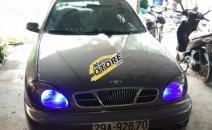 Bán Daewoo Lanos SX đời 2001, màu xám, giá chỉ 68 triệu