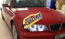 Bán BMW 3 Series 318i sản xuất năm 2004, màu đỏ, xe nhập, 335 triệu