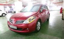 Cần bán Nissan Tiida 1.6 AT đời 2010, màu đỏ, xe nhập, chính chủ
