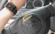 Bán Chevrolet Aveo đời 2011, màu xám chính chủ