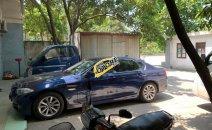Cần bán xe BMW 5 Series 528i 2011, màu xanh lam, nhập khẩu nguyên chiếc