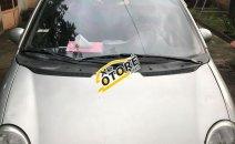 Cần bán lại xe Daewoo Matiz MT đời 2004, màu bạc