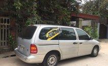 Bán Ford Wind star 2001, màu bạc, nhập khẩu, giá tốt