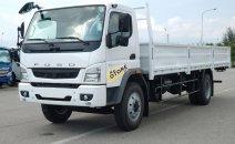 N bán xe tải Nhật Bản Mitsubishi Fuso Fi tải 7.5 tấn thùng dài 6.9m máy 170 PS đủ các loại thùng, hỗ trợ trả