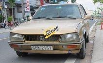 Bán ô tô Peugeot 505 đời 1987, màu vàng, nhập khẩu, giá rẻ