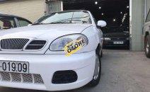 Cần bán xe Daewoo Lanos MT năm sản xuất 2001, màu trắng, nhập khẩu