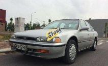 Bán xe Honda Accord MT sản xuất năm 1993, màu bạc, nhập khẩu nguyên chiếc