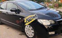 Cần bán gấp Honda Civic MT đời 2008, màu đen chính chủ