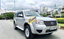 Cần bán xe Ford Everest Limited đời 2012, màu bạc, nhập khẩu nguyên chiếc số sàn, 360 triệu