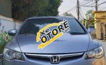 Cần bán lại xe Honda Civic MT đời 2008, màu xanh lam