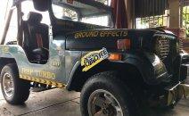 Bán ô tô Jeep CJ đời 1980, màu xanh lam, xe nhập chính hãng