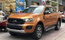 Mua xe Ford Ranger Wildtrak giảm tiền mặt lên đến 60tr