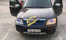Cần bán xe Ford Escape 2.3 sản xuất 2004, màu đen, máy móc êm