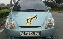 Bán Chevrolet Spark MT năm sản xuất 2011, màu xanh lam
