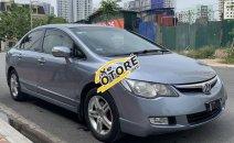 Cần bán lại xe Honda Civic 2.0 AT năm 2007, màu xanh lam chính chủ
