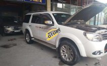 Cần bán gấp Ford Everest AT đời 2014, màu trắng, xe nhập chính chủ